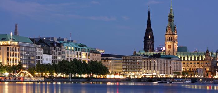 Städtereisen Hamburg Flug und Hotel günstig buchen