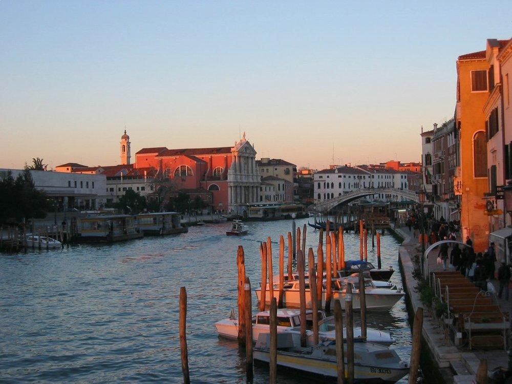 Flug Hannover Venedig