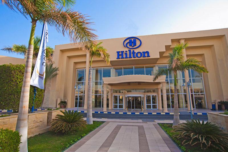 Hilton Hurghada Resort in Hurghada, Hurghada & Safaga Außenaufnahme