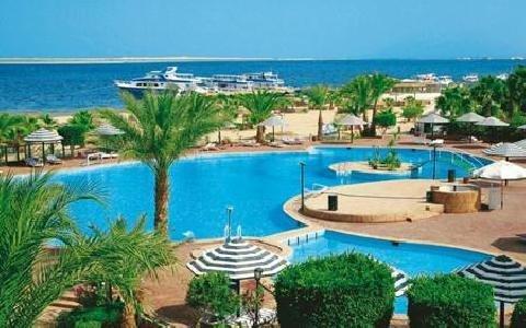 Lotus Bay Resort in Safaga, Hurghada & Safaga Pool