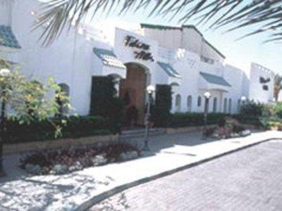 Falcon Hills Hotel in Sharm el-Sheikh, Sinai - Halbinsel Außenaufnahme