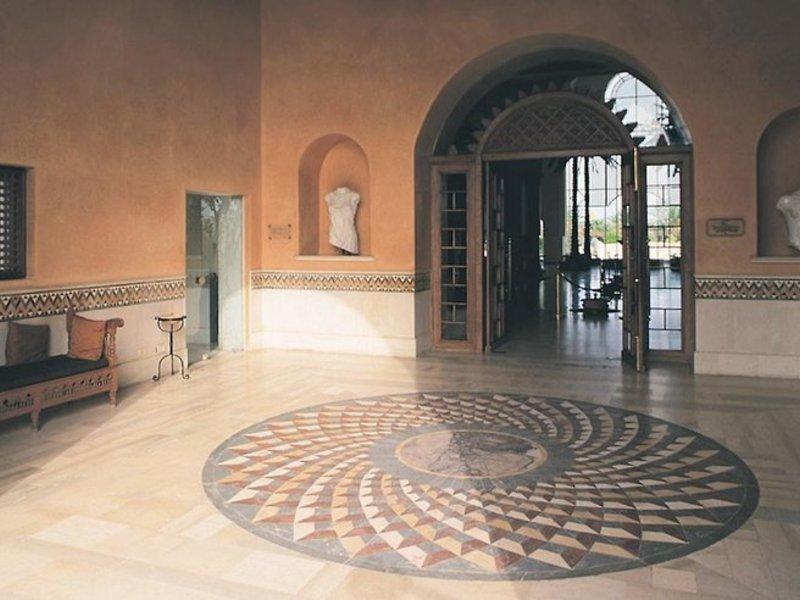 The Residence Tunis in La Marsa, Tunis & Umgebung Lounge/Empfang