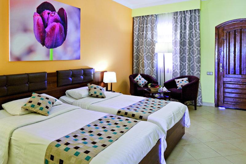 Three Corners Rihana Resort in El Gouna, Rotes Meer Wohnbeispiel