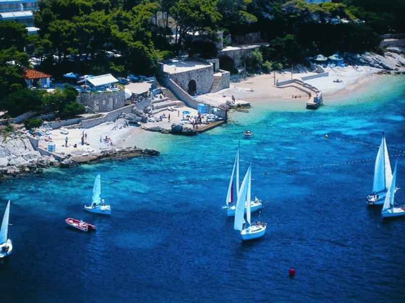 Hotel Splendid in Dubrovnik, Süd-Dalmatien (Dubrovnik) Außenaufnahme