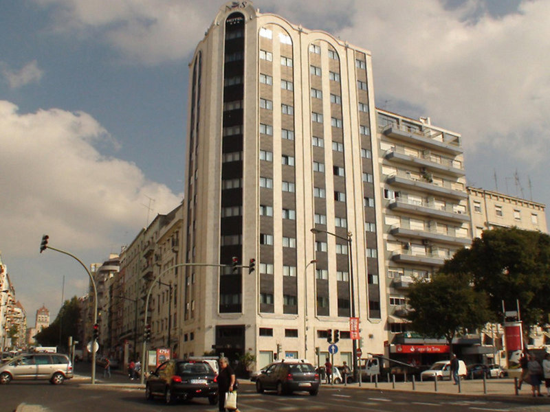 Hotel A.S. Lisboa in Lissabon, Lissabon & Umgebung Außenaufnahme