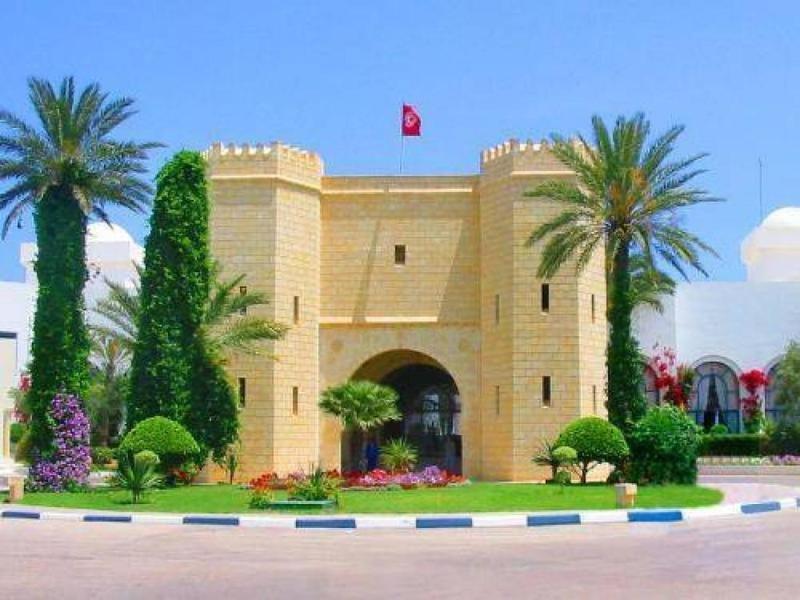 Mahdia Palace Thalasso in Mahdia, Monastir & Umgebung Außenaufnahme