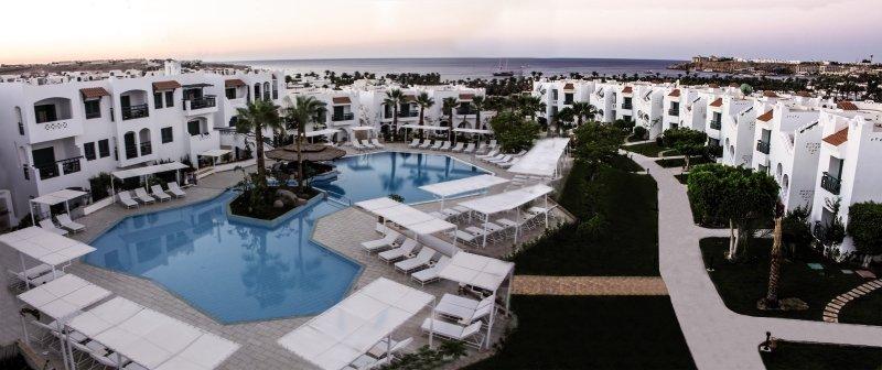 Solymar Naama Bay in Sharm el-Sheikh, Sinai - Halbinsel Pool