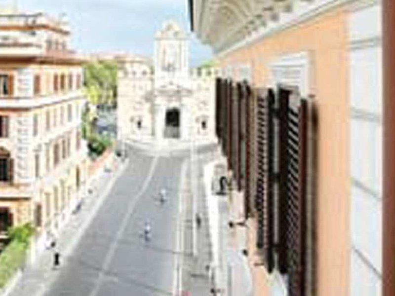 Hotel Baltico in Rom, Rom & Umgebung Außenaufnahme