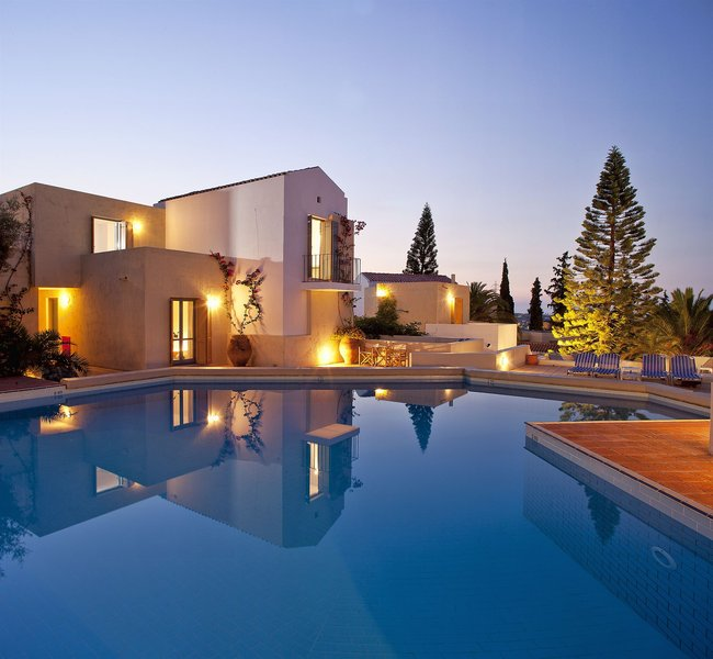 Galaxy Villas Crete in Koutouloufari, Kreta Pool