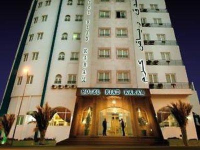 Omega Hotel in Agadir, Agadir & Atlantikküste Außenaufnahme
