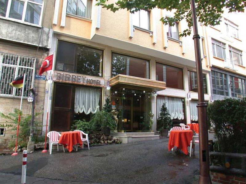 Birbey Hotel in Istanbul, Istanbul & Umgebung Außenaufnahme