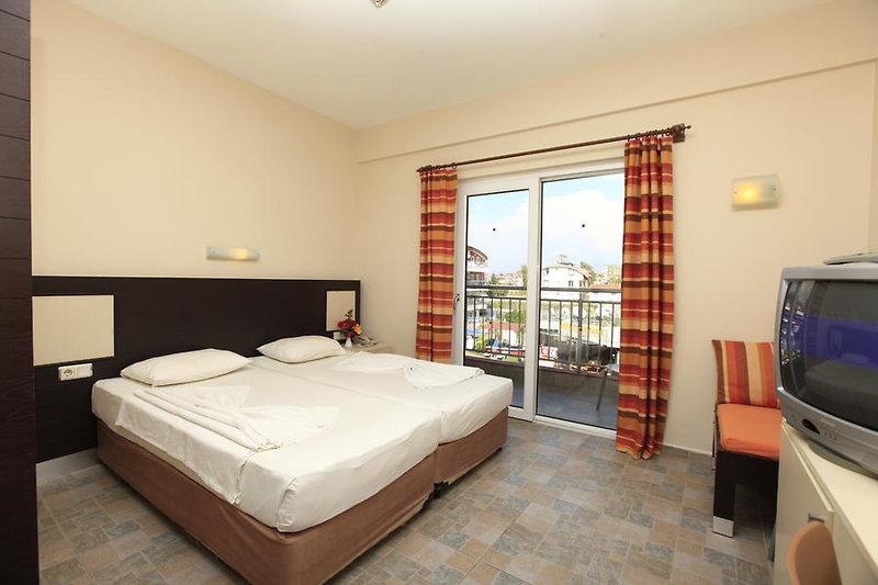 Hanay Suite Hotel in Side, Türkische Riviera Wohnbeispiel