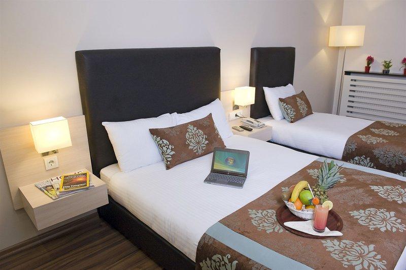 The New Hotel Zeybek in Izmir, Türkische Ägäis Wohnbeispiel