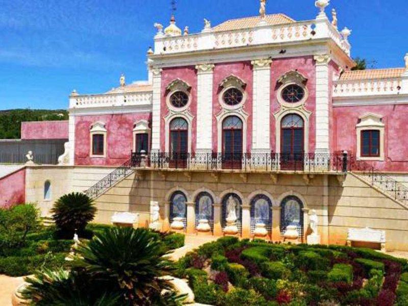 Pousada Palácio Estoi, Small Luxury Hotel in Estoi, Algarve Außenaufnahme