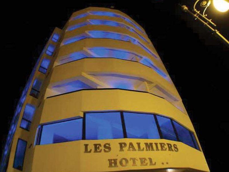Hotel Les Palmiers in Skanes, Monastir & Umgebung Außenaufnahme