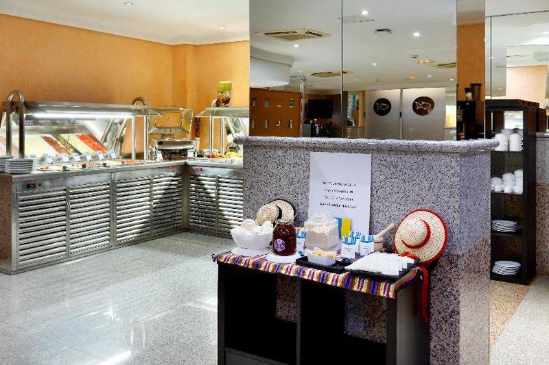 Hotel Alisios Canteras in Las Palmas de Gran Canaria, Gran Canaria Lounge/Empfang