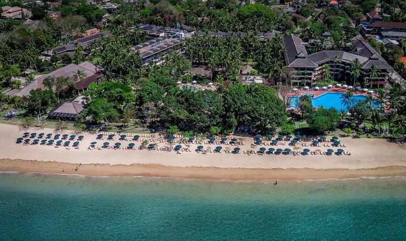 Prama Sanur Beach Bali in Sanur, Indonesien - Bali Außenaufnahme