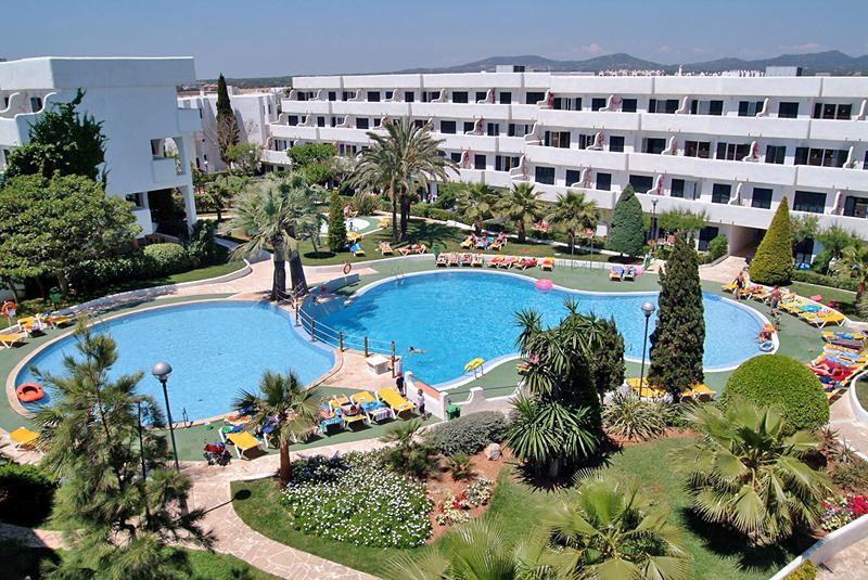 BLUESEA Club Marthas in Santanyi, Mallorca Außenaufnahme