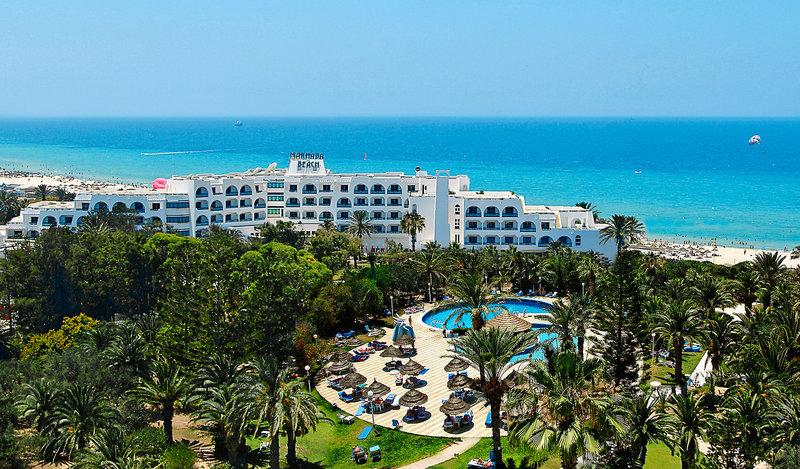 Marhaba Beach in Sousse, Monastir & Umgebung Außenaufnahme