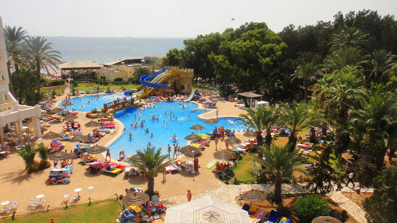 Marhaba Royal Salem in Sousse, Monastir & Umgebung Außenaufnahme