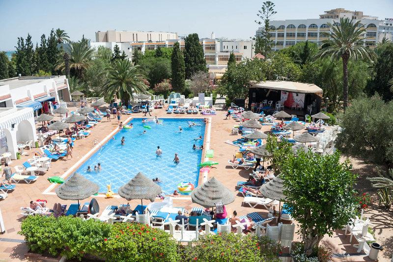 Marhaba Salem in Sousse, Monastir & Umgebung Außenaufnahme