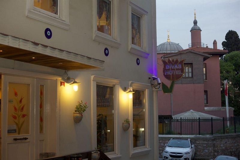 Diva's Hotel in Istanbul, Istanbul & Umgebung Außenaufnahme