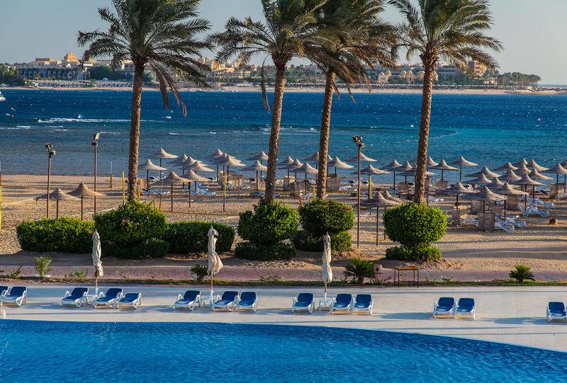 Cleopatra Luxury Resort Makadi Bay in Makadi Bay, Rotes Meer Außenaufnahme