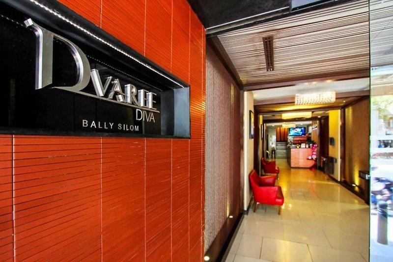 D Varee Diva Bally Silom in Bangkok, Bangkok & Umgebung Außenaufnahme