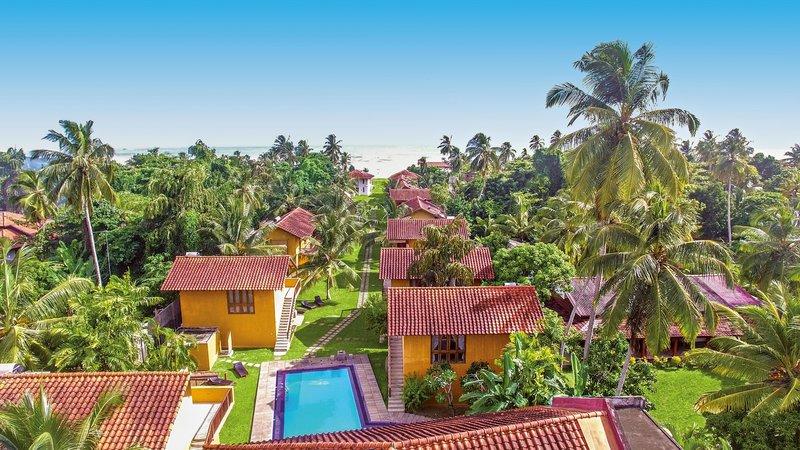 Muthumuni Ayurveda Beach Resort in Moragalla, Sri Lanka Außenaufnahme