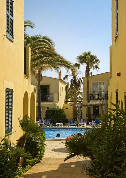 Globales Apartments Binimar in Ciutadella de Menorca, Menorca Außenaufnahme