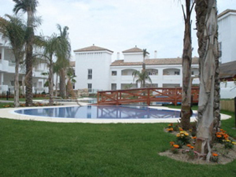 Aparthotel Cordial Mijas Golf in Mijas, Costa del Sol Außenaufnahme