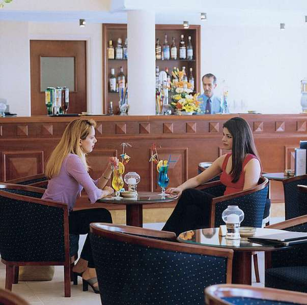 Agapinor Hotel in Paphos, Zypern Süd (griechischer Teil) Bar