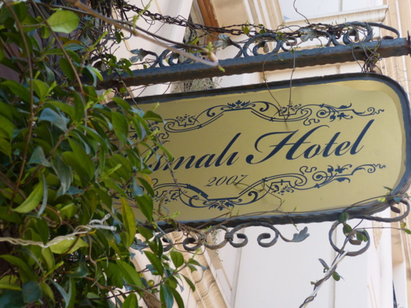 Asmali Hotel in Istanbul, Istanbul & Umgebung Außenaufnahme