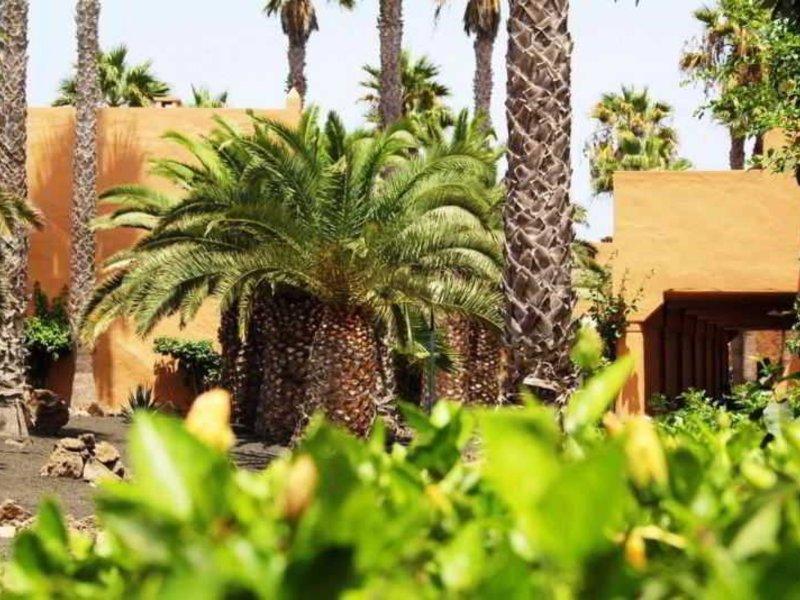 Oasis Duna in Corralejo, Fuerteventura Garten