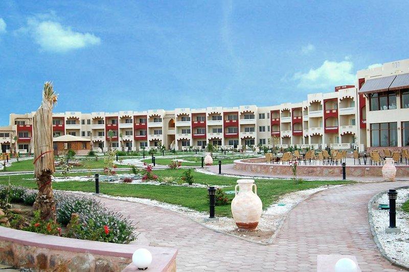 BLISS Nada Beach Resort in Marsa Alam, Marsa Alam & Umgebung Garten