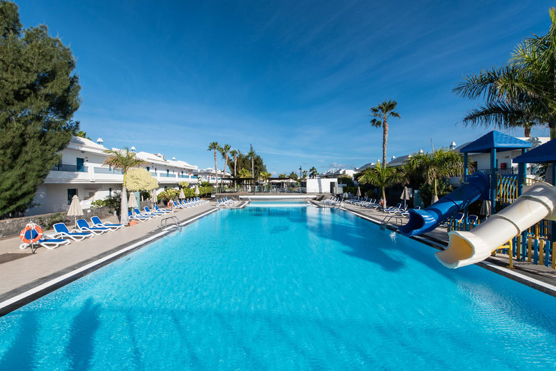 THB Tropical Island in Playa Blanca, Lanzarote Pool