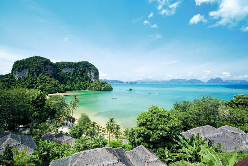 Paradise Koh Yao in Ko Yao Noi, Phuket Außenaufnahme