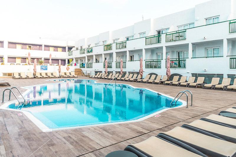 Dunas Club in Corralejo, Fuerteventura Pool