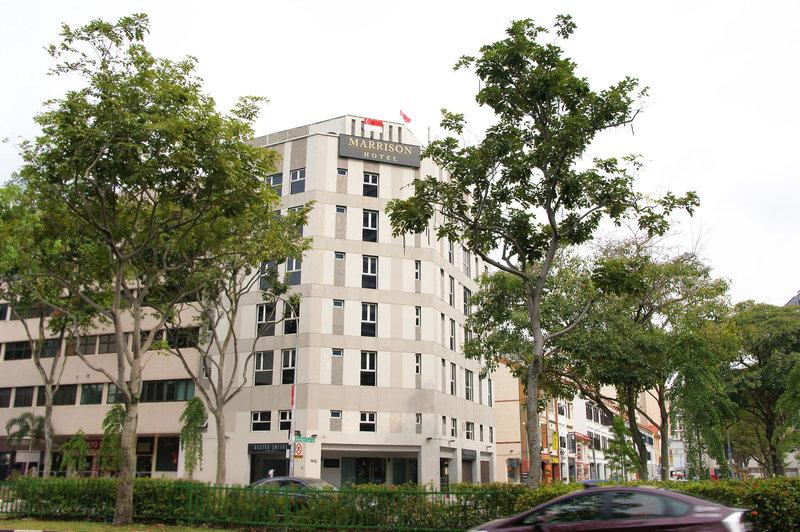 Marrison Hotel in Singapur, Singapur Außenaufnahme
