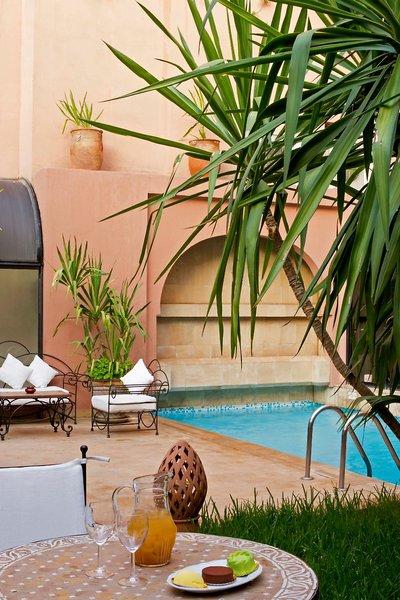Nassim in Marrakesch, Marrakesch Pool