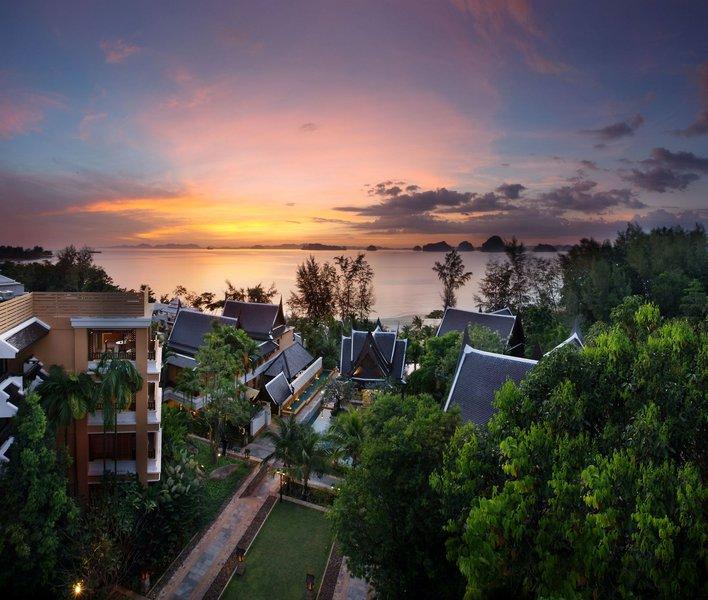 Amari Vogue Resort in Krabi, Süd-Thailand Außenaufnahme