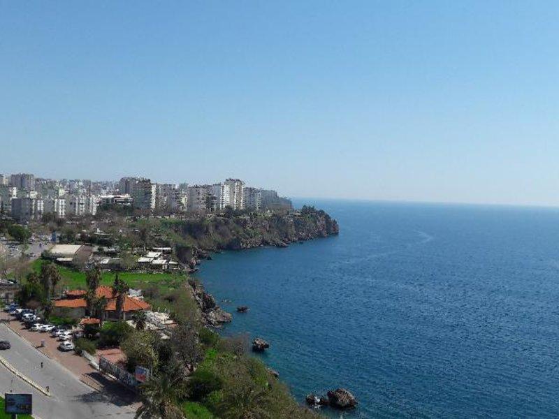 Cender in Antalya, Türkische Riviera Landschaft