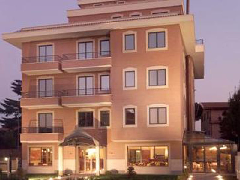 Smooth Hotel Rome West in Rom, Rom & Umgebung Außenaufnahme