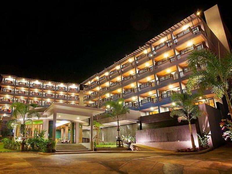 Krabi Cha-Da Resort in Ao Nang, Süd-Thailand Außenaufnahme