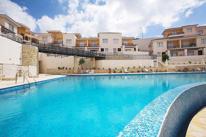 Club Coral View Resort in Peyia, Zypern Süd (griechischer Teil) Pool
