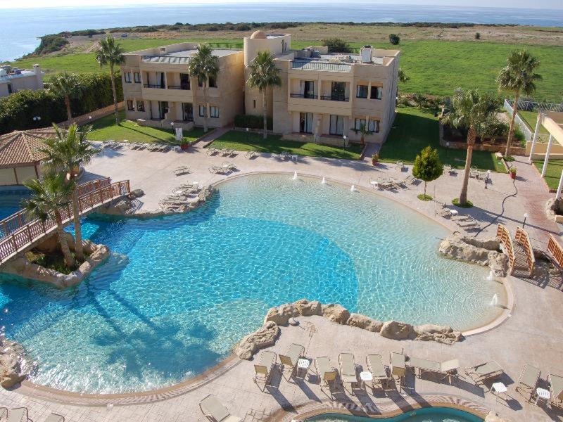 Panareti Coral Bay Resort in Peyia, Zypern Süd (griechischer Teil) Außenaufnahme