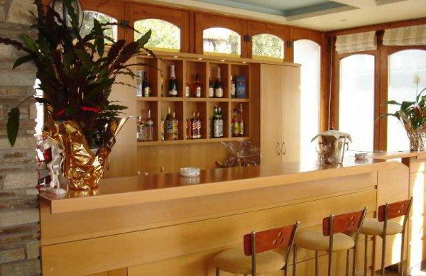 Georgalas Sun Beach Hotel in Nea Kallikrateia, Chalkidiki Bar