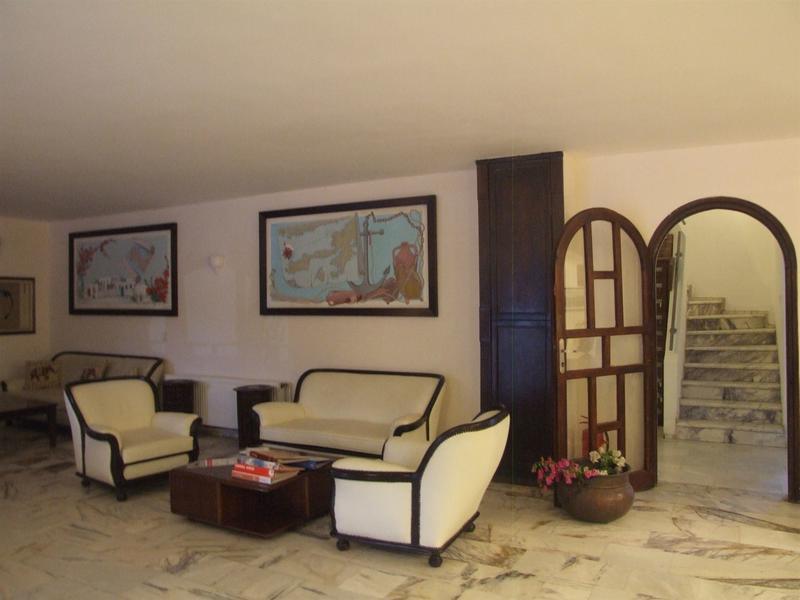 Serhan Hotel in Bodrum, Halbinsel Bodrum Lounge/Empfang