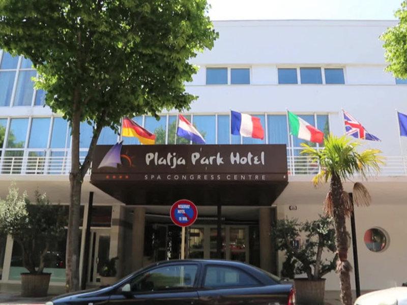 htop Platja Park in Platja d'Aro, Costa Brava Außenaufnahme