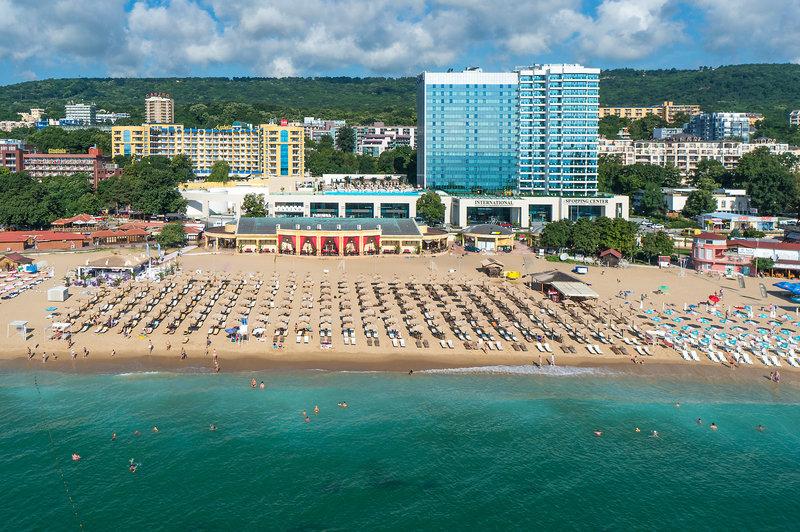 International Hotel Casino & Tower Suites in Goldstrand, Riviera Nord (Goldstrand) Außenaufnahme